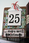clipboard countdown