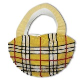 Plate Handbag