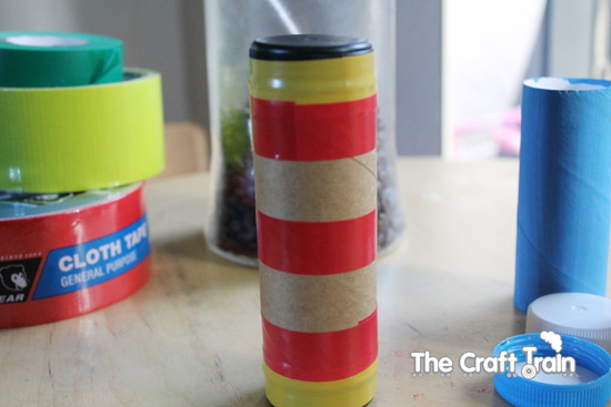 Create toilet paper roll crafts for home for Bathroom noise maker