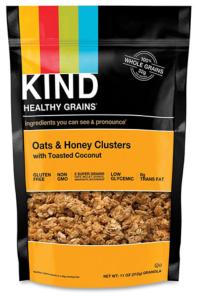 Kind Oats/Honey Clusters